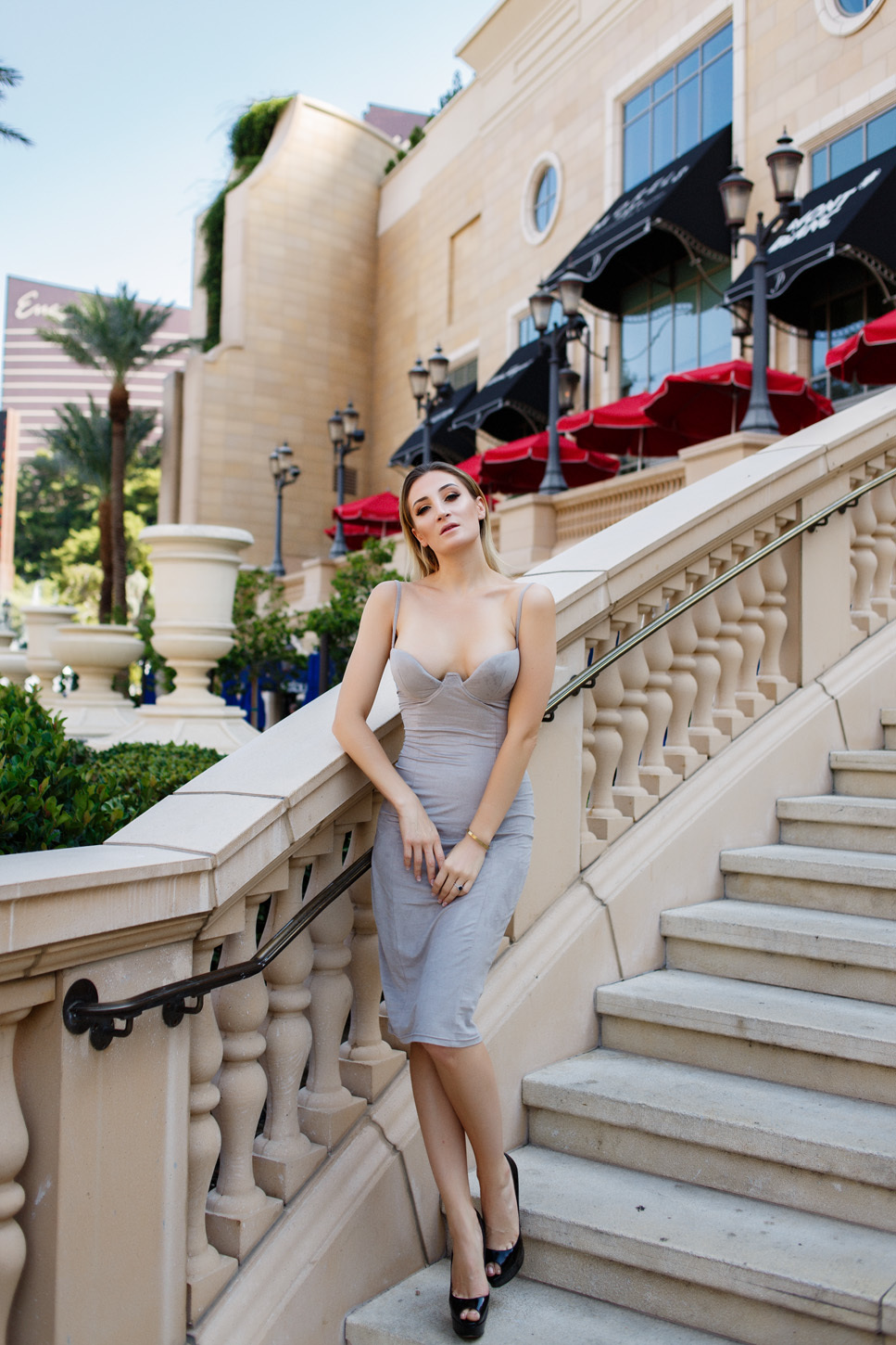 Palazzo With Runway 96 Official Website Of Holly Wolf