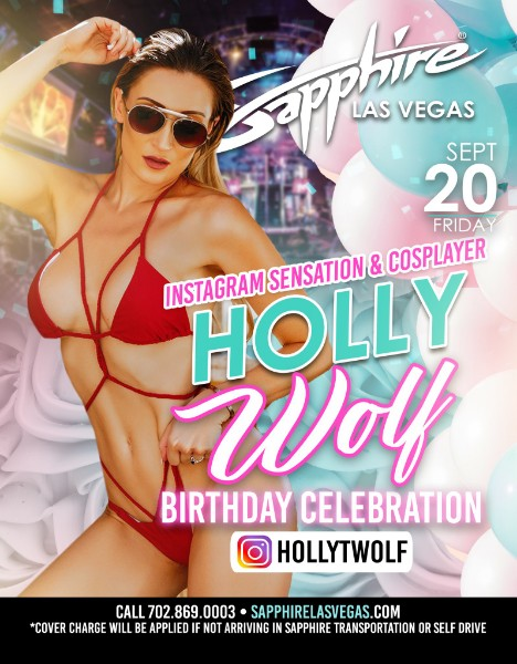 Holly Wolf Birthday Celebration